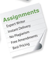 Assignment assistance from $10 a page uk