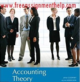 ACCOUNTING THEORY & CURRENT ISSUES