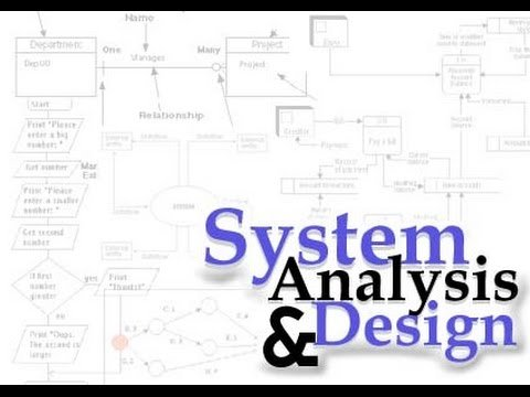 Unit 09 Systems Analysis And Design