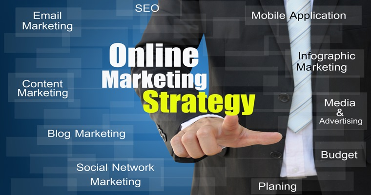 Money Making Strategy Online Marketing