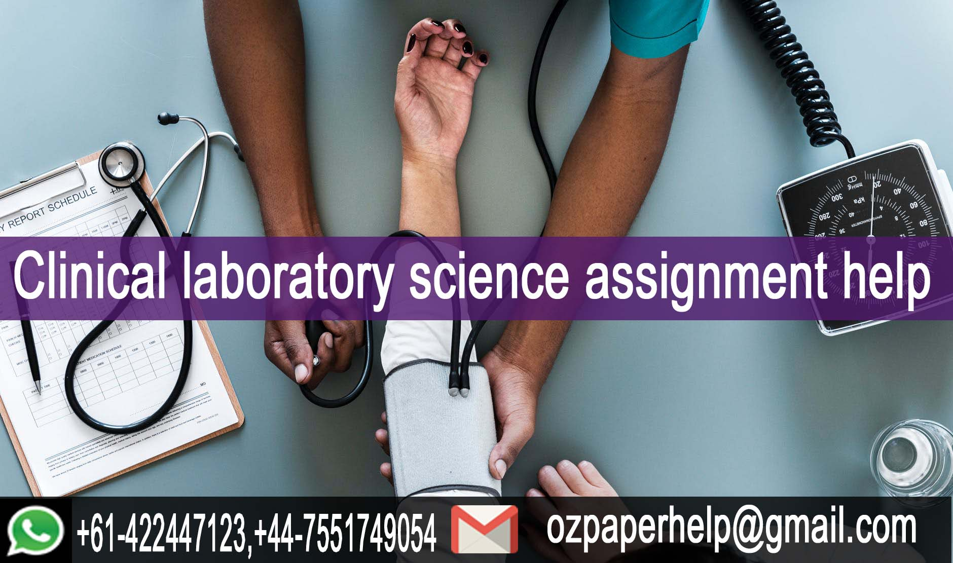 Clinical laboratory science assignment help
