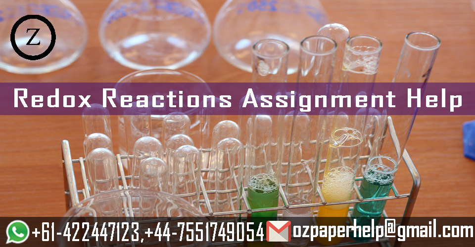 Redox Reactions Assignment Help