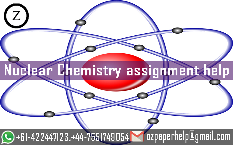Nuclear Chemistry assignment help