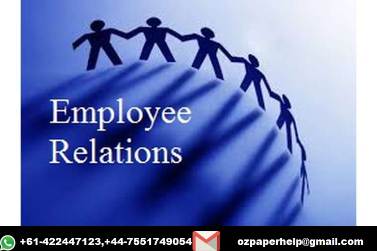 Employment Relation Assignment Help