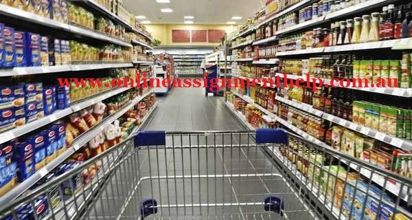 Case of Retail Industry