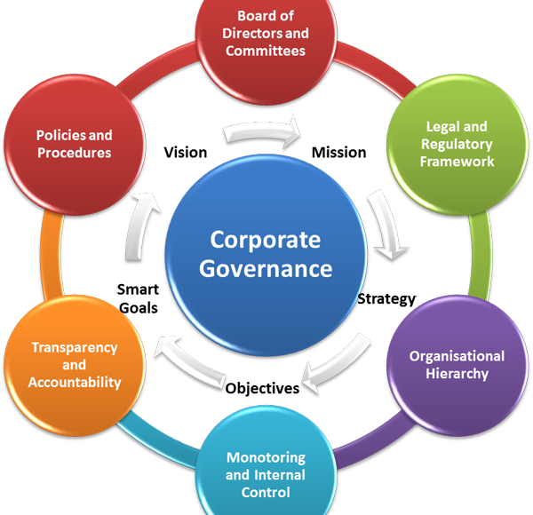 corporate network management essay
