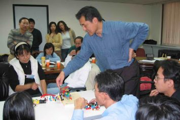 ROLE OF MARKETING IN DEVELOPING FUTURE STRATEGIES FOR LEGO